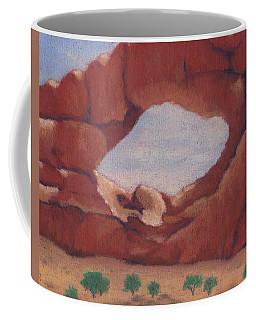 Giant Window Coffee Mug