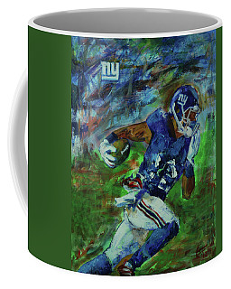 Ny Giants -  Big Blue Coffee Mug