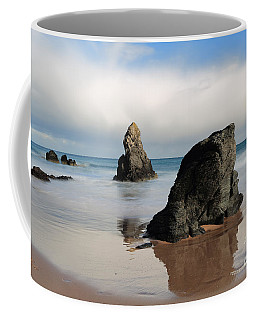 Giants On Sango Bay Coffee Mug