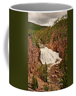 Gibbon Falls II Coffee Mug