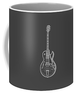 Gibson Es-175 Electric Guitar Tee Coffee Mug
