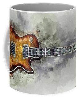 Gibson Les Paul  Coffee Mug
