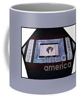 Gift Of Kanji In Love Coffee Mug by Talisa Hartley