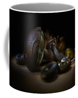 Coffee Mug featuring the photograph Gifts Of September by Alexey Kljatov