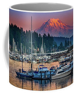 Gig Harbor Dusk Coffee Mug