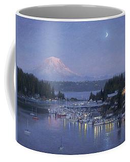 Gig Harbor Evening Reflections Coffee Mug