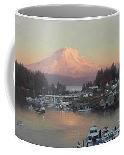 Gig Harbor Sunset Coffee Mug