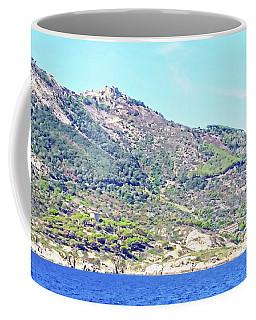 Giglio Castello - Isola Del Giglio Coffee Mug