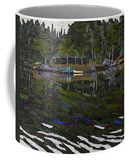 Gilmour Island Coffee Mug