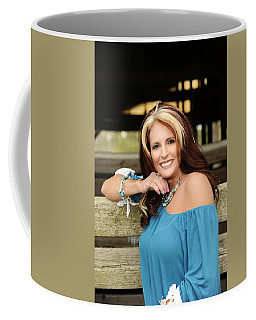 Gina Coffee Mug