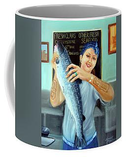 Gina's Fresh Catch Coffee Mug
