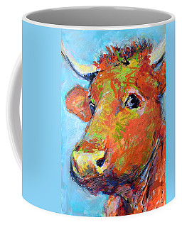 Ginger Horn Coffee Mug