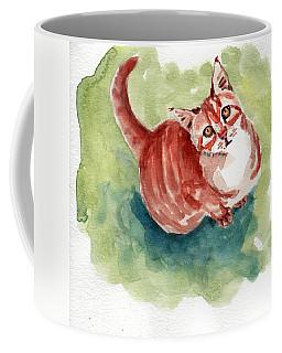 Ginger Tabby 8 Coffee Mug