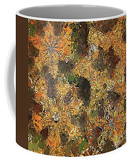 Gingerbread Coffee Mug by Dragica Micki Fortuna