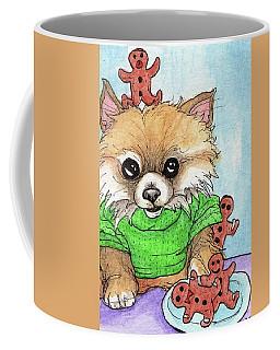 Gingerbread King Coffee Mug