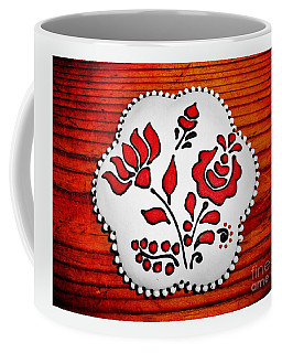 Gingerbread With Hungarian Motifs Coffee Mug