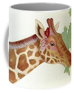 Giraffe Avatar Coffee Mug