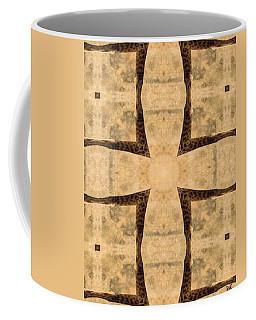 Giraffe Cross Coffee Mug