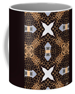 Giraffe I Coffee Mug by Maria Watt