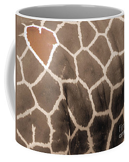 Giraffe Love Coffee Mug