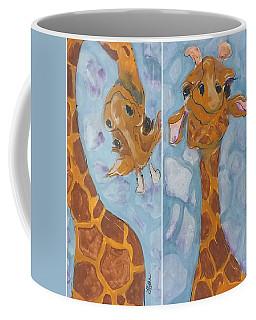 Giraffe Set Coffee Mug