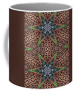 Giraffe Stars Coffee Mug by Maria Watt
