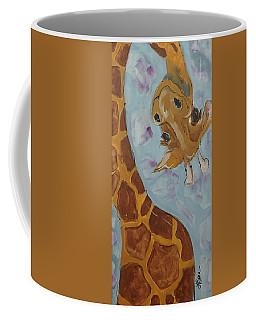 Giraffe Tall Coffee Mug
