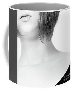Girl #5401 Bw Coffee Mug