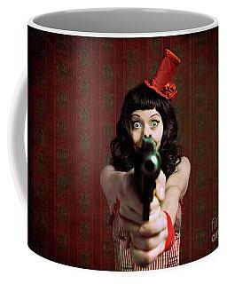 Girl #55778 Coffee Mug