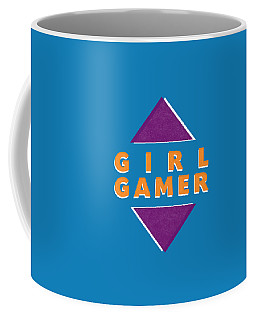 Girl Gamer Coffee Mug