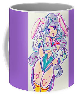 Girl02 Coffee Mug