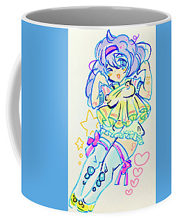 Girl04 Coffee Mug