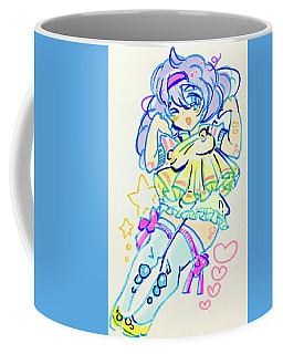 Girl04 Coffee Mug