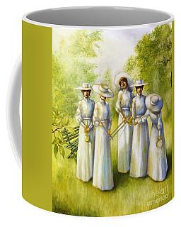 Girls In The Band Coffee Mug