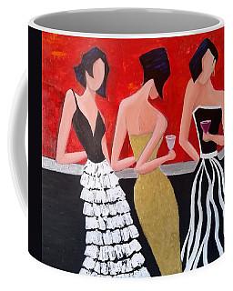 Girl's Night Out Coffee Mug