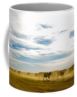 Git Along Coffee Mug