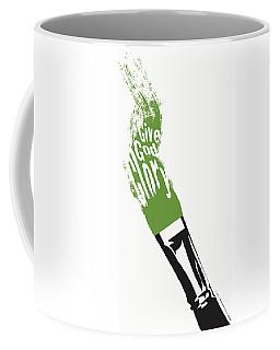 Give God Glory  Coffee Mug by Christopher Marion Thomas