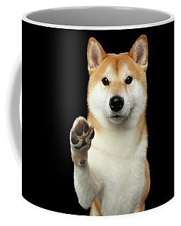 Give Me A Hand Man Coffee Mug