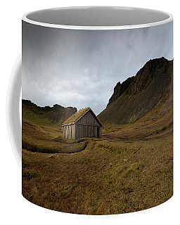Give Me Shelter Coffee Mug