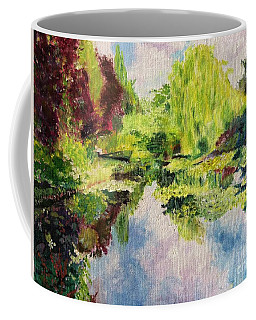Giverney Coffee Mug