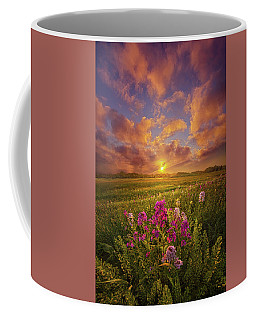 Giving A Voice To The Dawn Coffee Mug
