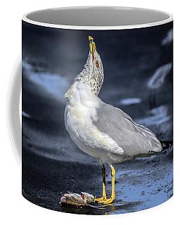 Giving Thanks Coffee Mug by Ray Congrove