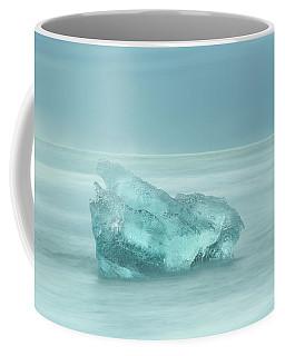 Glacial Iceberg Seascape. Coffee Mug