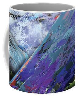 Glacial Vision Coffee Mug