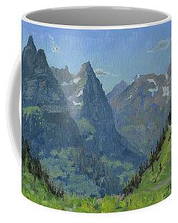 Glacier Afternoon Coffee Mug