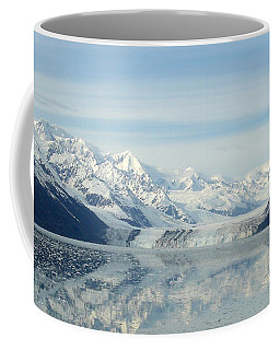 Glacier Bay Reflections Coffee Mug by Susan Lafleur