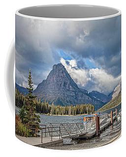 Glacier Beauty Coffee Mug by Ronald Lutz