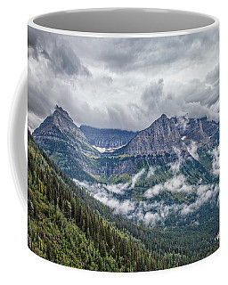 Glacier-carved Peaks Coffee Mug