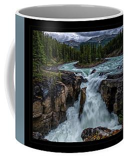 Glacier Falls Coffee Mug