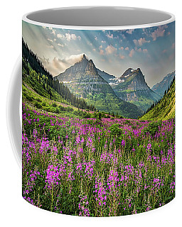 Glacier Meadow Coffee Mug